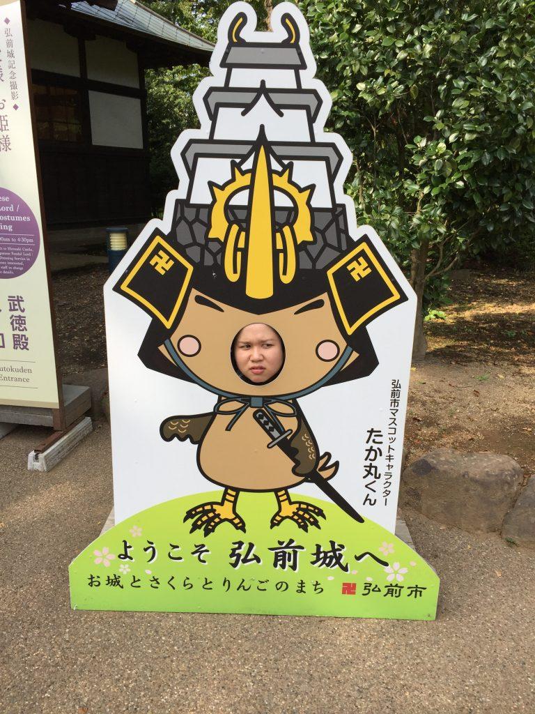 弘前城スナップ
