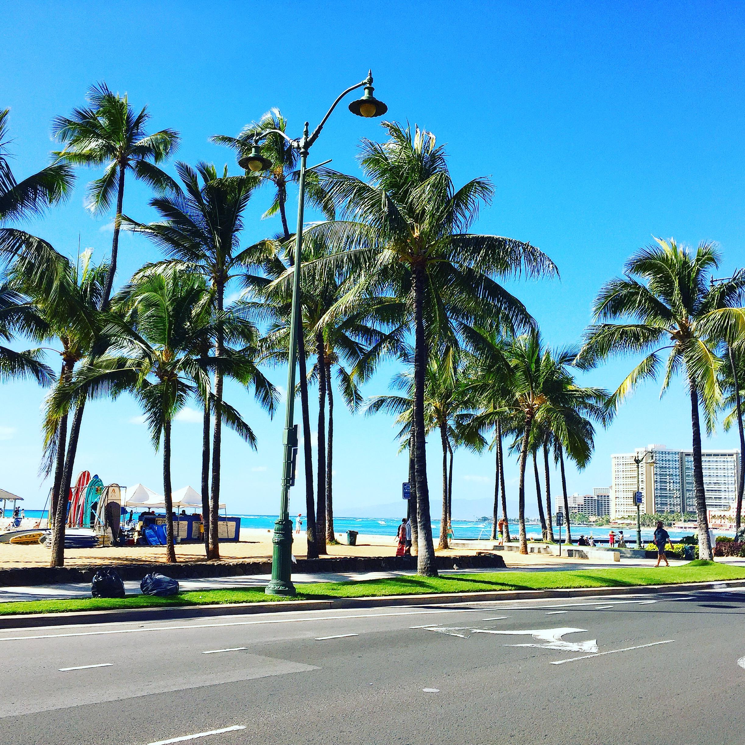 ハワイが好きな3つの理由!なぜ、こんなにもハワイが好きなのか!