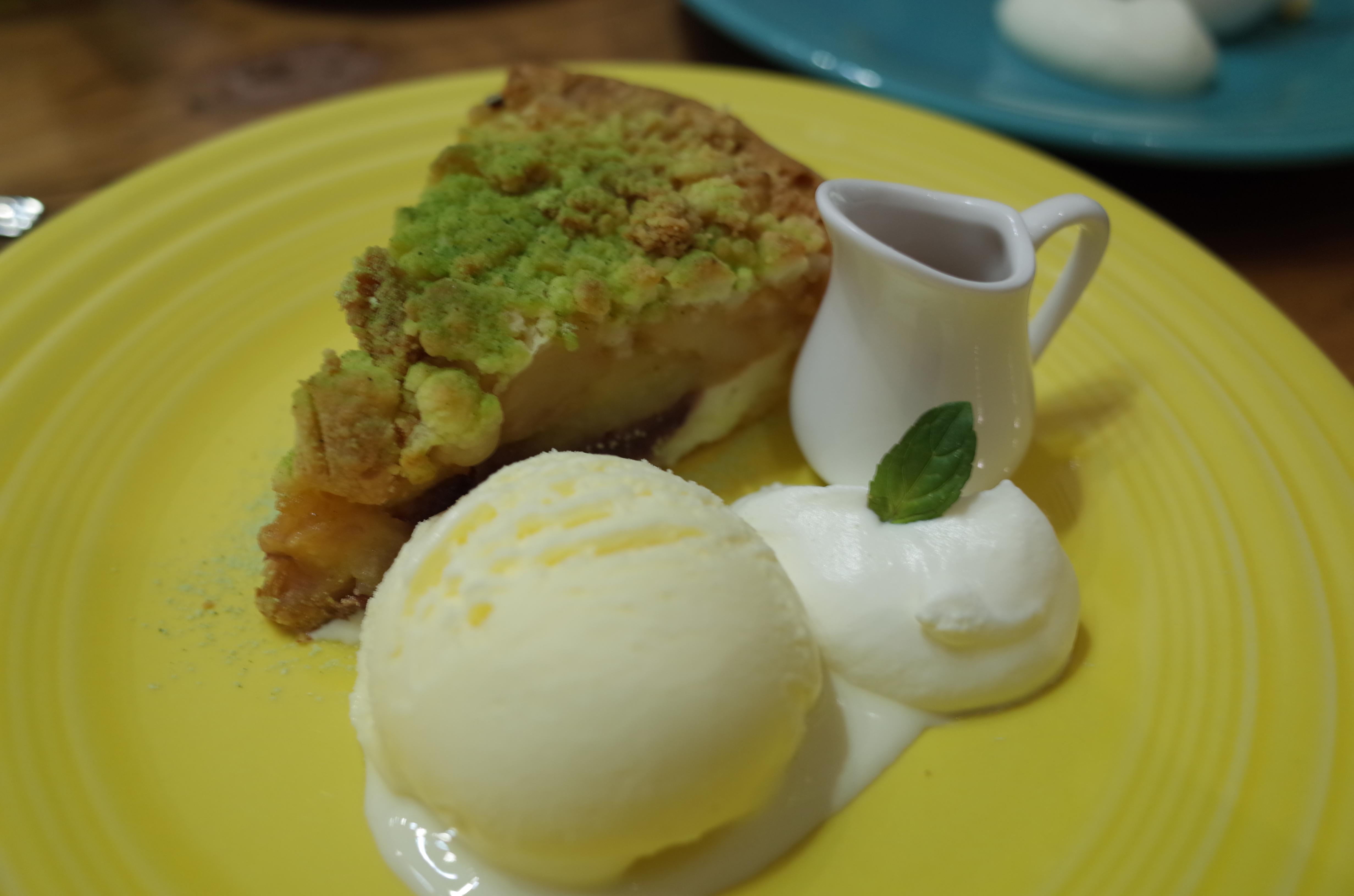 銀座 東急プラザ グラニースミスでアップルパイを食べてきた!
