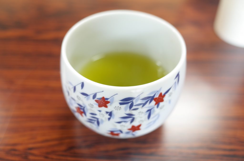 屋久島の新茶