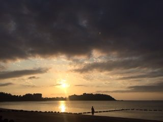 沖縄旅行に行ってきました。何もしない自分にOKをだす。