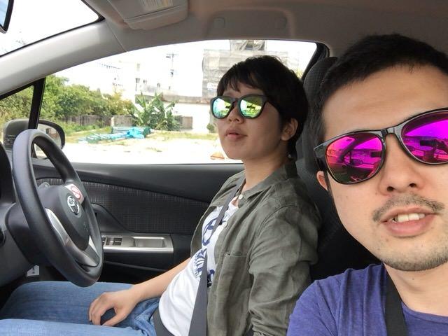 ドライブ①