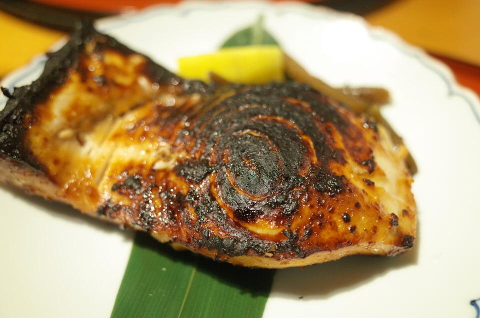 麻布十番 たき下で味わう絶品お魚ランチ!