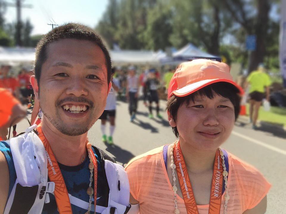 夫婦の挑戦、ホノルルマラソンを走る!完走の先に私は何を見たのか。