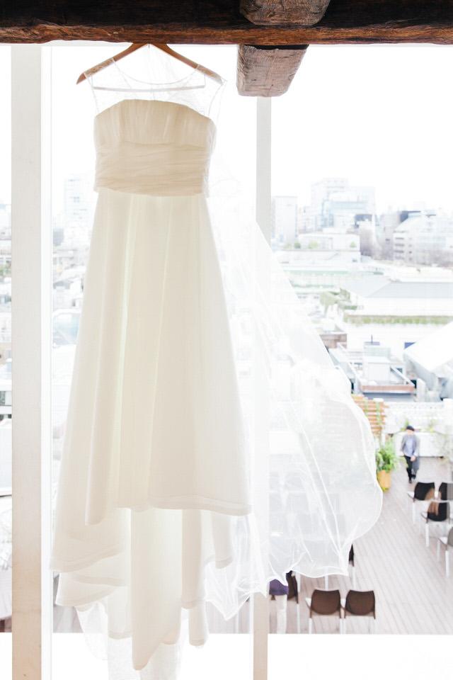 私だけが大好きだから、ウェディングドレスもオーダーメイドにしました。Quantize(クォンタイズ)で私だけのオリジナルドレス。