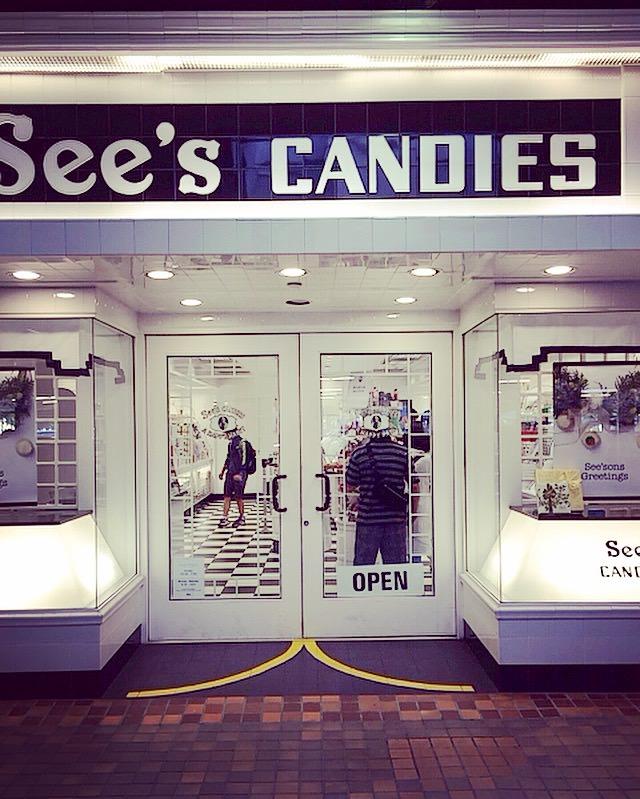1日1ハワイ 私がハワイでしたいこと!See's CANDIESのチョコを買うこと!