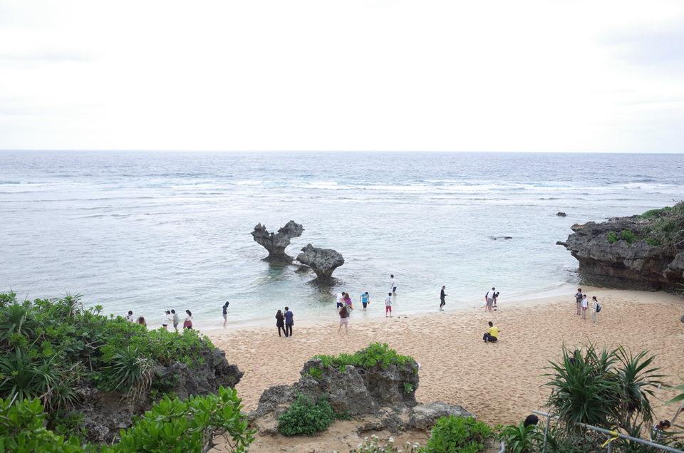 ティーヌ浜①