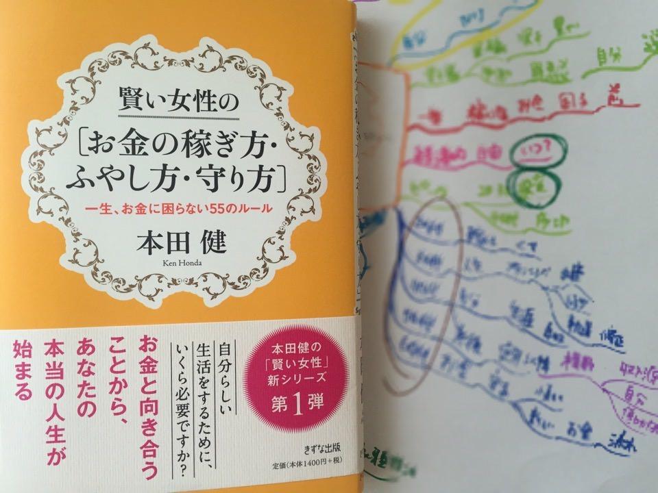 「賢い女性のお金の稼ぎ方・ふやし方・守り方」 本田 健さん著を読みました。