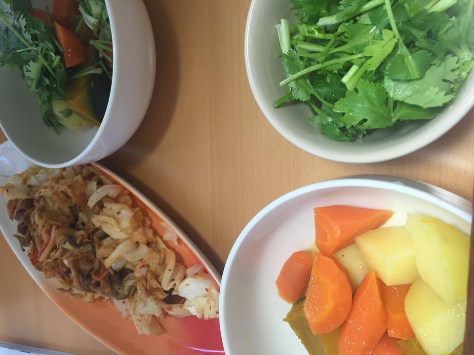 菜食プチ断食体験をしました。心と体に影響を及ぼす食事からわかった、体の変化。