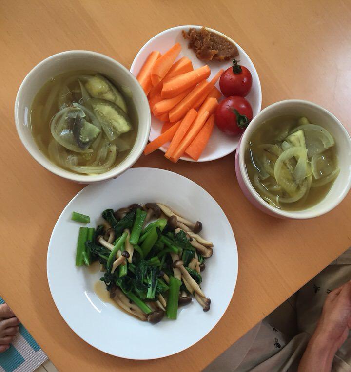菜食断食実践中!不食日にはいり、心と体のデトックスができてきた!