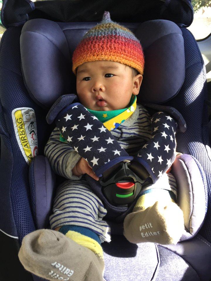 赤ちゃんとのおでかけの移動手段は何にしよう?チャイルドシート編