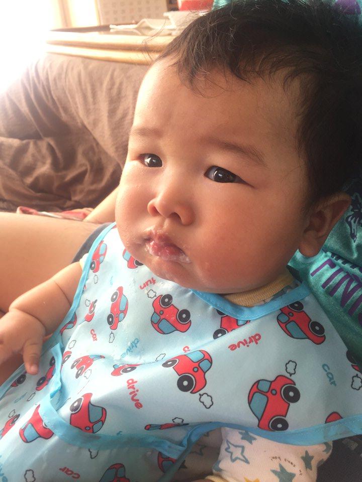 【育児日記】そうたの6か月のふりかえり 離乳食を始める。人見知りはまだ始まらずな1ヶ月。