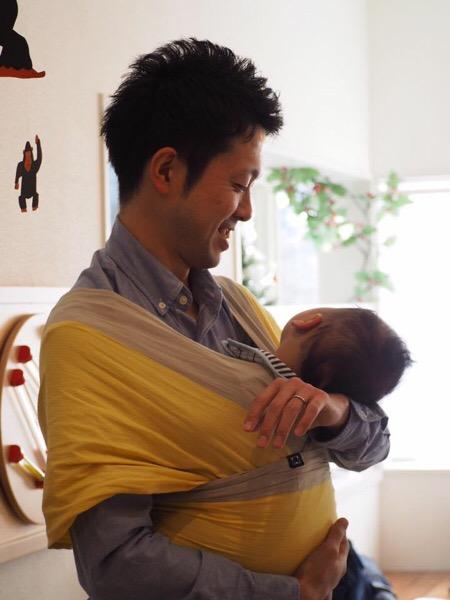 新生児から使える抱っこ紐、2人目育児、おんぶ育児にオススメのへこおびを紹介します。